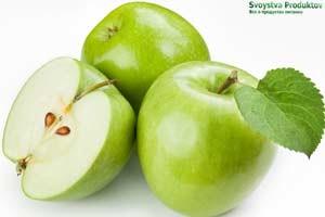 Яблоки. Питательные свойства и витамины