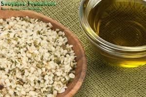 Конопляное масло: состав и польза