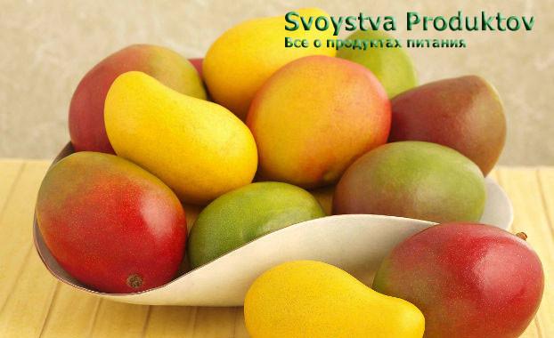 манго витамины