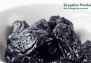 Свойства чернослива: польза и вред для организма