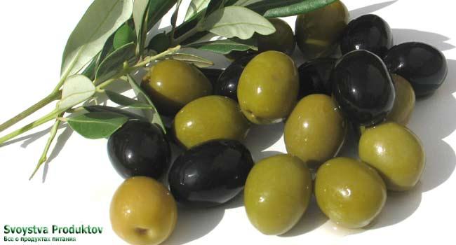 Польза маслин для беременных