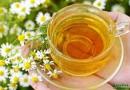 Польза и вред ромашкового чая для организма