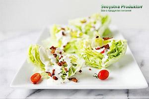 польза салата айсберг для здоровья