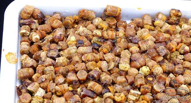 Польза и вред перги пчелиной