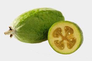 Сорта фрукта фейхоа