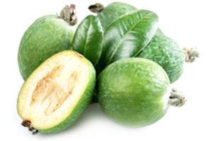 Польза фрукта фейхоа